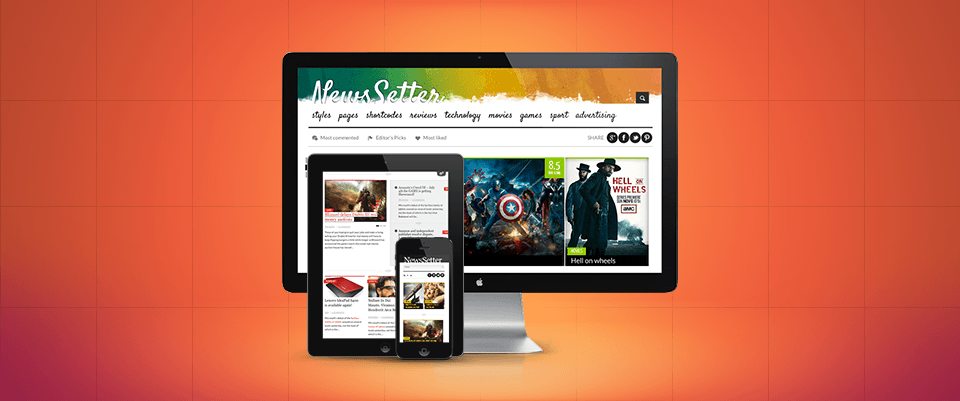 creation site web responsive
